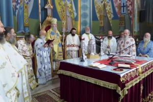 """Ναυπάκτου Ιερόθεος: """"Η Εκκλησία μέσα σ' αυτό το κράτος είναι ο αρχαιότερος θεσμός"""""""