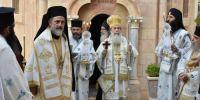Η Εορτή του Οσίου Σάββα  στο Πατριαρχείο Ιεροσολύμων