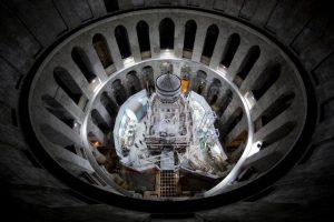 """Α. Μοροπούλου: """"O τάφος του Ιησού εκπέμπει μήνυμα Ανάστασης και ελπίδας"""""""