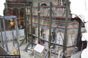 Στη Ρόδο θα γίνει η παρουσίαση του έργου της αναστήλωσης του Ιερού Κουβουκλίου του Παναγίου Τάφου
