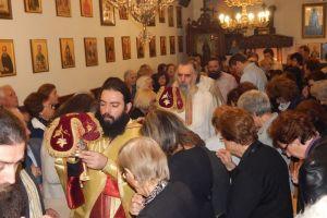Η εορτή του Οσίου Γερασίμου του νέου Ασκητού στην Πάτρα