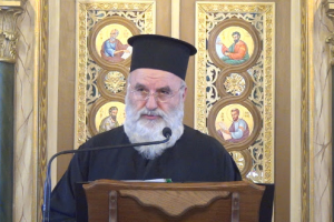 Πρωτ. Ανδρέας Μαρκόπουλος: Οι πτωχοί τω πνεύματι, εξαρτούν την σωτηρία τους μόνο από το έλεος του Θεού