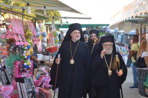Ο Μητροπολίτης Προύσης στην Ι.Μ.Κωνσταντίας και Αμμοχώστου