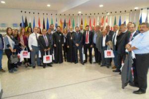 Το πρόγραμμα για τους Ρομά της Ι.Μ. Ιλίου στο Ευρωκοινοβούλιο
