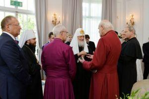 Επίσημη δεξίωση για την 300η επέτειο της παρουσίας της Ρωσικής Ορθοδοξίας στη Μ.Βρετανία και την Ιρλανδία