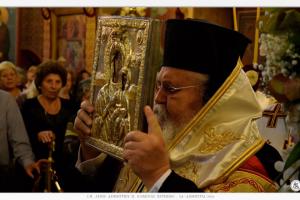 Ο Βύρωνας υποδέχθηκε την Παναγία Βουλκανιώτισσα