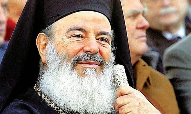 """Η απουσία του Χριστόδουλου ως """"μνημόσυνο"""" μιας περήφανης Ελλάδας"""