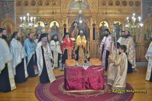 Εορτή Αγίου Νεκταρίου στην Αλεξανδρούπολη και στο Τυχερό