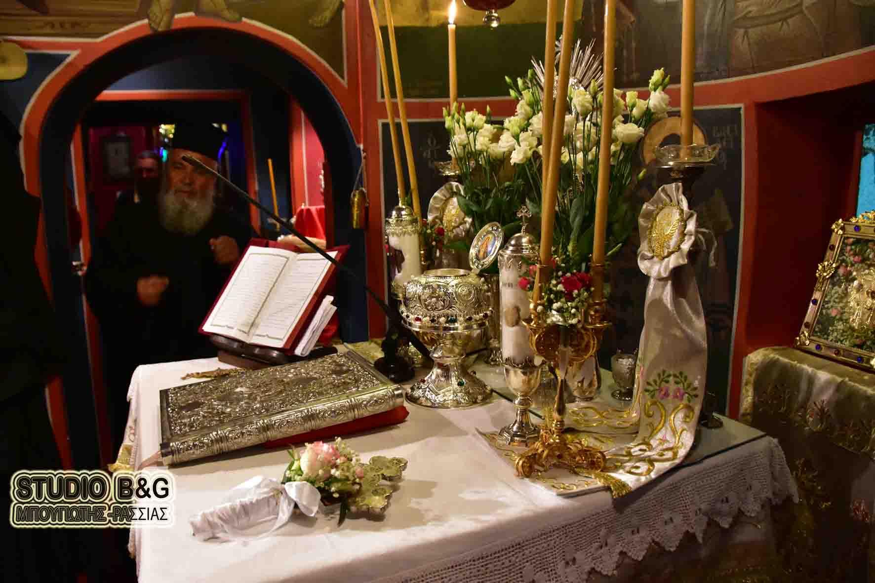 ΤΑ ΕΙΣΟΔΙΑ ΤΗΣ ΘΕΟΤΙΚΟΥ ΣΤΗΝ ΙΣΤΟΡΙΚΗ ΜΟΝΗ ΠΑΝΑΓΙΑΣ ΠΟΡΤΟΚΑΛΟΥΣΑΣ ΑΡΓΟΥΣ