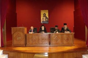 Ολοκληρώθηκε το ιερατικό συνέδριο της Μητρόπολης Κορίνθου