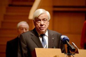 Παυλόπουλος: Δεν ανεχόμαστε αμφισβήτηση συνόρων