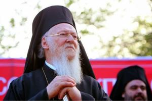 Ο Οικ.Πατριάρχης Βαρθολομαίος για την απώλεια Στεφανόπουλου: Ανθρωπος διακριθείς δια το ήθος του