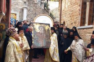 Μάξιμος Χαρακόπουλος από Άγιο Όρος: Να σκύψουμε στις ρίζες και στις πνευματικές μας παρακαταθήκες