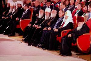 Ο Πατριάρχης Αλεξανδρείας συναντήθηκε με τον Πρόεδρο Βλ.Πούτιν