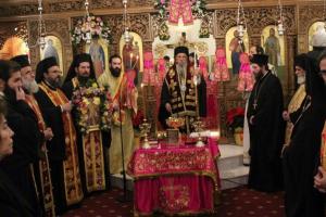 Στο Αλκαζάρ γιόρτασαν την Αγία Αικατερίνη