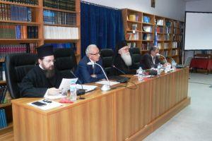 Η υπέρβαση της ξενοφοβίας στη θεολογία του Αποστόλου Παύλου – Β΄ Ιερατική Σύναξη στη Μητρόπολη Δημητριάδος