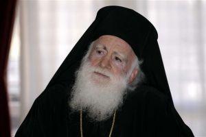 Επιστολή του Αρχιεπισκόπου Κρήτης κ. Ειρηναίου προς τον Μακαριώτατο Αρχιεπίσκοπο Αθηνών και πάσης Ελλάδος κ. Ιερώνυμο.