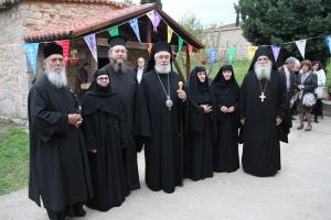 Ο Θεόκτιστος γεμίζει την Φωκίδα με μοναστήρια