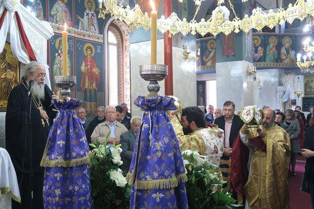 You are currently viewing Φθιώτιδος Νικόλαος: Κλείστε τα αυτιά σας σ'αυτούς που υβρίζουν το Θεό και την Εκκλησία