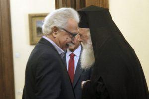 Συμφώνησαν να συνεργασθουν θεσμικά και χωρίς εντάσεις Αρχιεπίσκοπος – Υπ. Παιδείας- Ο ρόλος του Γ.Γ. Θρησκευμάτων