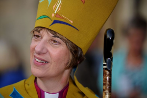 Θεία Ευχαριστία για ομοφυλόφιλους από γυναίκα Επίσκοπο της Αγγλικανικής Εκκλησίας!