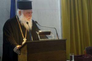 Αρχιεπίσκοπος Ιερώνυμος: Είναι η ώρα που πρέπει να ενώσουμε όλοι της δυνάμεις μας