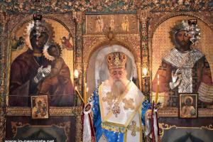 Η Σύναξη των Αρχαγγέλων στο Πατριαρχείο Ιεροσολύμων