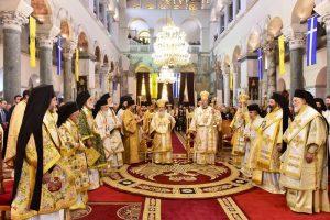 """Ο Πατριάρχης Ιεροσολύμων συμμετέχει στο Συνέδριο """"Βυζαντινή Θεσσαλονίκη"""""""