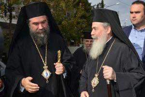 Η Εκκλησία των Σερρών υποδέχθηκε τον Πατριάρχη Ιεροσολύμων