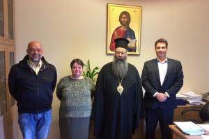 Το Ι.ΝΕ.ΔΙ.ΒΙ.Μ. συνεισφέρει στο έργο της Εκκλησιαστικής εκπαίδευσης