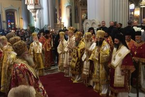 Λαμπρός εορτασμός της μνήμης του Αγίου Μηνά στο Ηράκλειο Κρήτης
