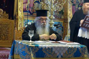 Σεμνά και ταπεινά εορτάσθηκε η επέτειος Ενθρονίσεως του Σεβ.Καστορίας Σεραφείμ