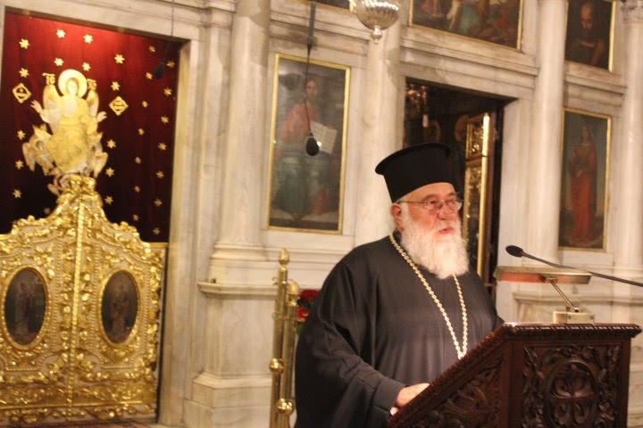 Κερκύρας Νεκτάριος: «Σε εξέλιξη προσπάθεια θρησκευτικού αποχρωματισμού της Ελληνικής κοινωνίας»