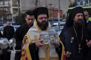 Υποδοχή Ιεράς Εικόνας και Τιμίας Κάρας στην Κομοτηνή