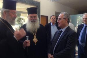 Το Κυπριακό δεν έχει λύση, λέει ο Αρχιεπίσκοπος Κύπρου