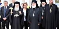 Η Ανακομιδή των Λειψάνων του Αγ.Γεωργίου στη Λύδδα του Ισραήλ