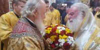 Ο Πατριάρχης Αλεξανδρείας Θεόδωρος για τα γενέθλια του Πατριάρχη Μόσχας Κυρίλλου