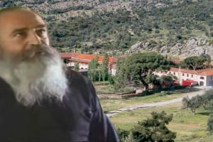 Λέσβος: ΣΟΚ… Νεκρός στην τουαλέτα του βρέθηκε πριν λίγο ο Ηγούμενος Νικόδημος Παυλόπουλος