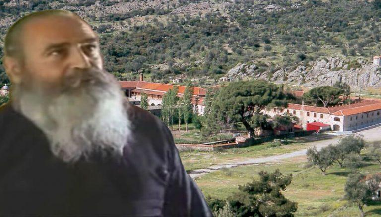 You are currently viewing Λέσβος: ΣΟΚ… Νεκρός στην τουαλέτα του βρέθηκε πριν λίγο ο Ηγούμενος Νικόδημος Παυλόπουλος