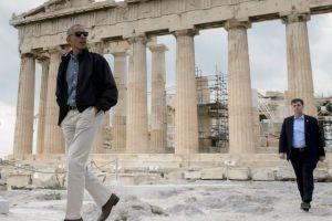 """Η πρώτη """"αποκωδικοποίηση"""" της παρουσίας Ομπάμα στην Αθήνα"""