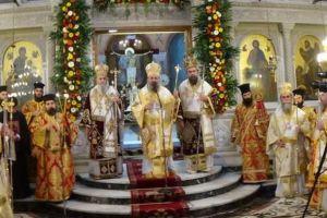 Η Πάτρα τίμησε τον Πολιούχο της Αγιο Ανδρέα