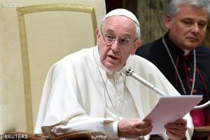 Πάπας προς εκπροσώπους θρησκειών: Διάλογος, όχι διαφωνίες και κλειστό πνεύμα