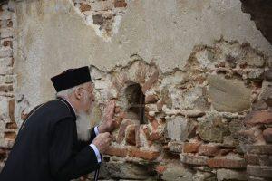 Στην Μητρόπολη Προύσης ο Οικουμενικός Πατριάρχης