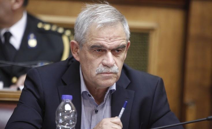"""You are currently viewing Τόσκας: """"Ηγούμενος στη Χίο( Σ.Σ. Της Μονής Μυρσινιδίου) έκανε ασφαλιστικά μέτρα για  να σταματήσει τη δημιουργία κέντρου μεταναστών"""""""