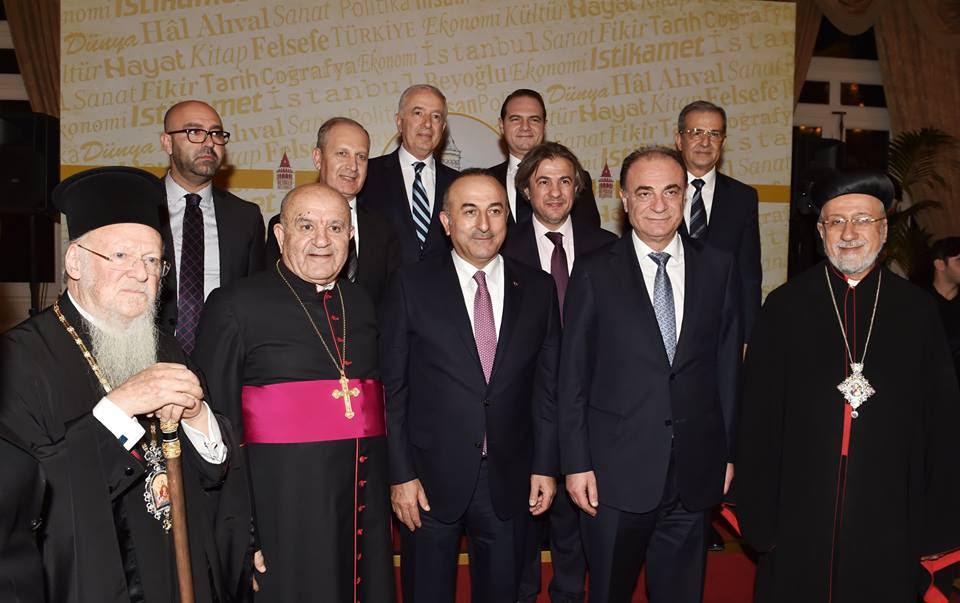 Υπέρ της επαναλειτουργίας της Θεολογικής Σχολής της Χάλκης ο Τούρκος ΥΠΕΞ