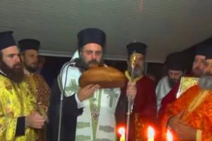 Ο εορτασμός των Ταξιαρχών στη Μουριά Τρικάλων