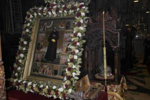 Η Υδρα τίμησε τον Άγιο νεομάρτυρα Κωνσταντίνο