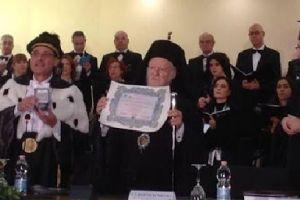 Ὁ Πατριάρχης εἰς Lecce καί Bari (1-7 Δεκεμβρίου 2016)