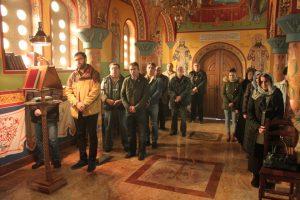Τα Εισόδια της Θεοτόκου στην Μονή Τριχερούσας Κροατίας