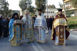 Ο εορτασμός του Αγίου Νικολάου στο Ναύσταθμο Σαλαμίνας